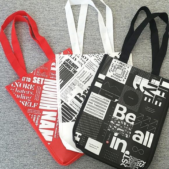 Lululemon Reusable Bags Tote Caryall Handbag